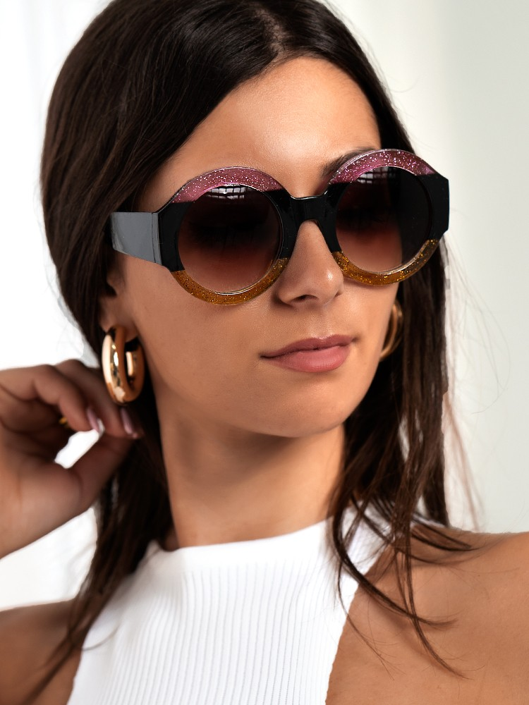 MINDY TRICOLORE SUNNIES